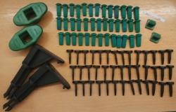 Náhradní díly pro komposter AL-KO K 390