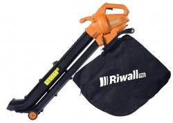 Elektrický vysavač listí RIWALL REBV 3000 E
