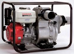 Benzinové kalové čerpadlo HONDA WT 40