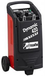 Nabíjecí a startovací zdroj TELWIN DYNAMIC 420