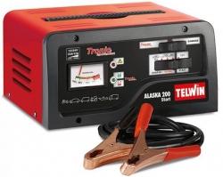 Elektronická nabíječka autobaterií TELWIN ALASKA 200 START