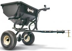 Rozmetací, posypový vozík za zahradní traktor AGRIFAB AF 315