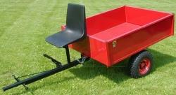 Přívěsný vozík pro malotraktor kultivátor VARES HV 220 L