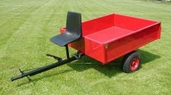Přívěsný vozík pro malotraktor kultivátor VARES HV 350-7