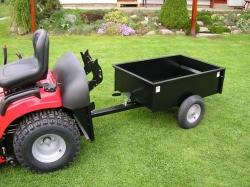 Přívěsný vozík VARES TDK