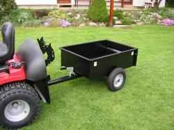 Přívěsný vozík VARES TDKL