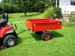 Přívěsný vozík VARES TR220S