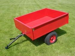 Přívěsný vozík VARES TR350-7