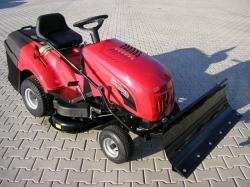 Sněhová radlice pro zahradní traktor VARES 1,0 metr standard