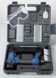 Pneumatická sponkovačka hřebíkovačka ke kompresoru SCHEPPACH